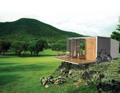 Crate Expectations: 12 Shipping Container Housing Ideas | C RE- ACTIVE WORLD | Scoop.it