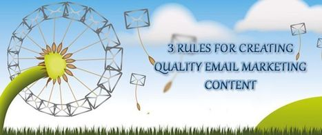 3 Rules For Creating Quality Email Marketing Content | AlphaSandesh Email Marketing Blog | best email marketing Tips | Scoop.it