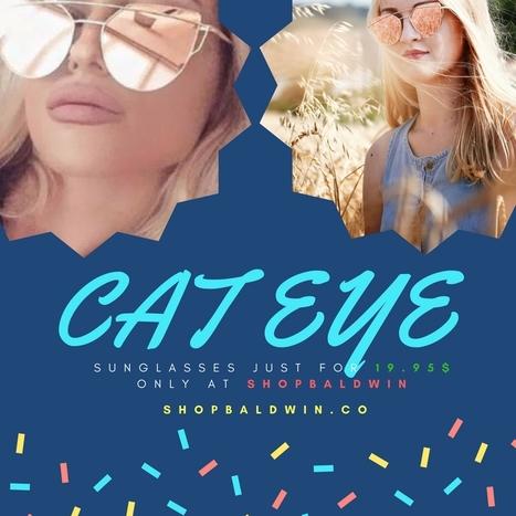 437ba6d2cc Cheap Cat Eye Sunglasses - Selecting the Best P...