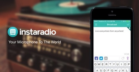 Instaradio Debuts Android App, Aims To Be The SoundCloud For Amateur Live Audio Broadcasts | TechCrunch | Radio 2.0 (En & Fr) | Scoop.it