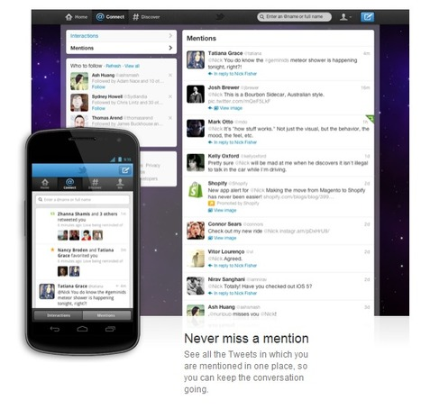 Twitter Blog: Let's Fly | Social Media C4 | Scoop.it