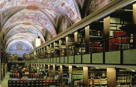Vatican Library Goes Digital Under New Pope | Rhit Genealogie | Scoop.it