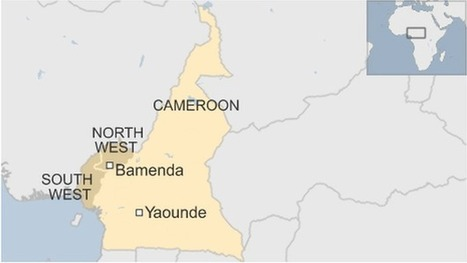 Bamenda protests: Mass arrests in Cameroon | Human Geography is Everything! | Scoop.it