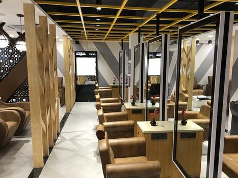 Luxury And Modern Salon Interior Designers In