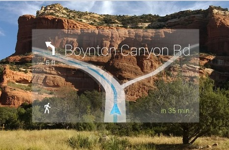 Google Glass – the Next Big Thing in the travel industry?   Chambre et table hôte Savoie   Scoop.it