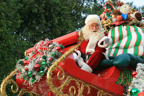 Irony of #Christmas: @BarackObama Is #SantaClaus to the Rich, and They Call Him #Marxist - Truthout   News in english   Scoop.it