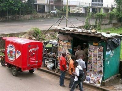 Ces produits que l'on voit en Afrique de l'Ouest - ouest-france.fr | Terroir | Scoop.it