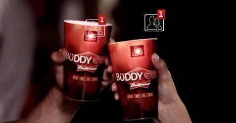 Budweiser lance la bière connectée à Facebook | Les gourmands 2.0 | Innovations Technologiques | Scoop.it
