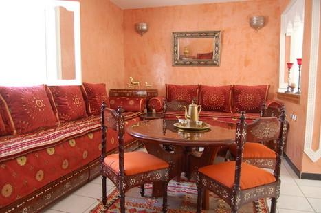 Peindre Votre Salon Marocain Avec Tadelakt | Sa