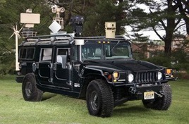 HGH and SRI Demonstrate Mobile Situational Awareness Solution | SRI International | Forward thinking...Or failed thought?? | Scoop.it