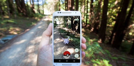 Pokécology: people will never put down their phones, but games can get them focused on nature | Citizenship Education in Schools and Communities | Scoop.it
