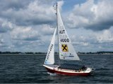 Solar-powered robot sailboat aims for world record | Digital Sustainability | Scoop.it