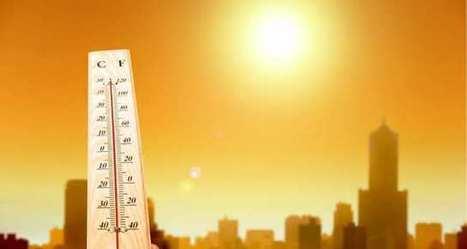Nouveau record de chaleur sur la planète, pour la troisième année d'affilée - les Echos | Actualités écologie | Scoop.it