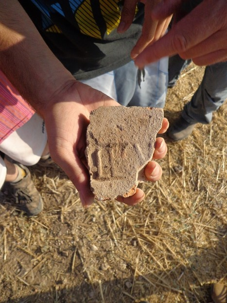 Base of the 6th Roman Legion Discovered in Galilee - Archaeology Magazine | Pre-Modern Africa, the Middle East - and Beyond | Scoop.it