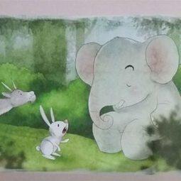 Cerita Fabel Binatang Dongeng Kelinci In Cerita Anak Dongeng Cerita