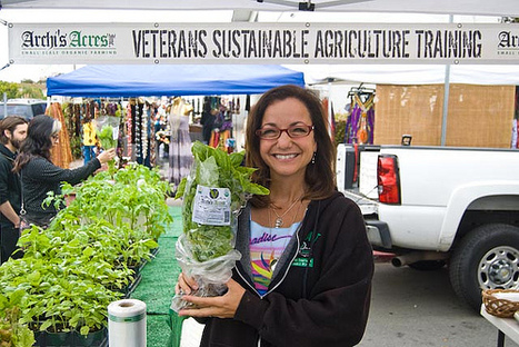 Organic farm prepares veterans for jobs in sustainable agriculture | Kaid Benfield's Blog | Switchboard, from NRDC | Local Economy in Action | Scoop.it