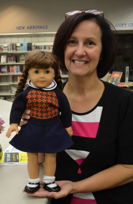 American Girl dolls are at home in Manassas, Leesburg libraries - Washington Post | Inquiry Learning in the Library | Scoop.it