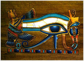 The Eye of Horus ~ EGY-KING | ancient civilization | Scoop.it