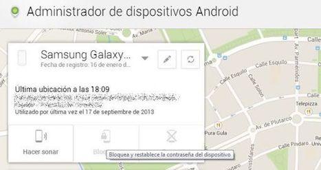 Google ya permite en bloqueo remoto en el Administrador de dispositivos de Android   Recull diari   Scoop.it