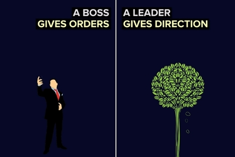 The Difference Between a Leader and a Boss | Everyday Leadership | Scoop.it