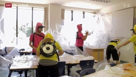 Video: Achtung! Experiment: Schwere Luft im Klassenzimmer (38/52) | ICT-Unterrichtsideen | Scoop.it