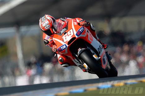 Nicky Hayden Wrist Injury Update- MotoGP Racing News | Ductalk Ducati News | Scoop.it
