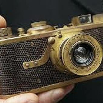 Un appareil photo Leica vendu aux enchères à 528.000 euros! | L'actualité de l'argentique | Scoop.it