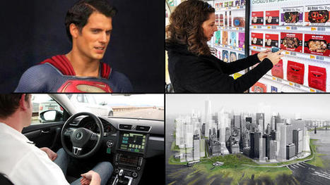 From 3D Printing to a New Superman: A Look Ahead to 2013 | Knowmads, Infocology of the future | Scoop.it