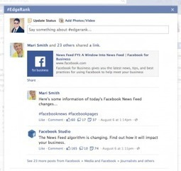 Hashtags on Facebook Do Nothing To Help Additional Exposure | I work on the Interwebs | Scoop.it