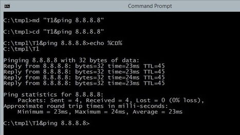 Command Injection #Vulnerability for COMMAND-Shell Scripts #Security | #Security #InfoSec #CyberSecurity #Sécurité #CyberSécurité #CyberDefence & #DevOps #DevSecOps | Scoop.it