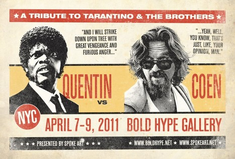Quentin VS Coen : A Tribute to Tarantino & the Brothers | All Geeks | Scoop.it