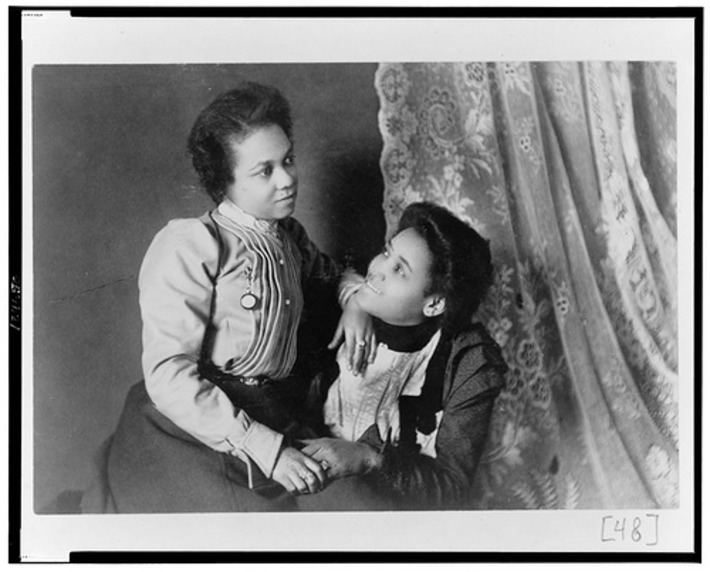 Autostraddle — Epic Gallery: 150 Years Of Lesbians And Other Lady-Loving-Ladies | Herstory | Scoop.it