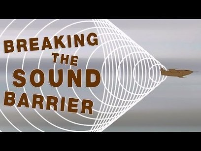 The sonic boom problem - Katerina Kaouri | Science technology and reaserch | Scoop.it