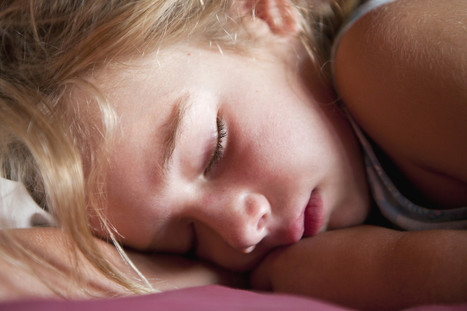 Why Kids' Bedtimes Matter So Much | Parenting Ideas | Scoop.it