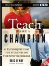 Teach Like A Champion | Education Apps and Ideas | Scoop.it