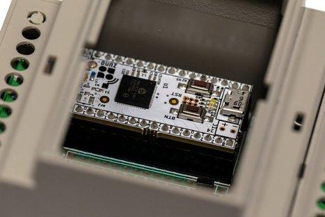 Z-Uno Shield - Universal Z-Wave device from Z-W
