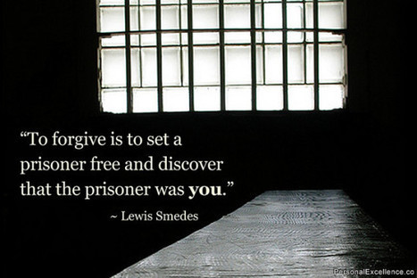 Learning To Forgive As A Leader | Books | Scoop.it