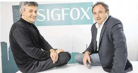 Quatre fleurons français en quête du milliard de valorisation | SIGFOX (FR) | Scoop.it