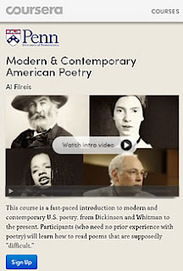 Literary courses online: Modern & Contemporary American Poetry + ... | Pure Poetry | Scoop.it