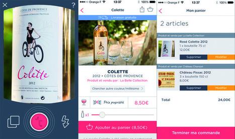'Twil', le Shazam du vin | Images et infos du monde viticole | Scoop.it