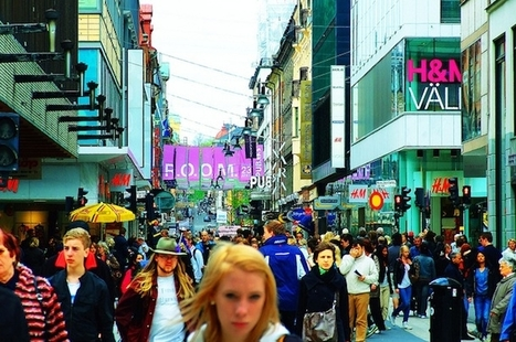 Ideas for Cities: Geothermal Stations Which Harness Heat from Crowds | Sustainable Cities Collective | Sustainable Urban Future | Scoop.it