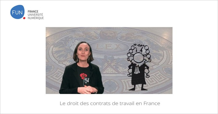 [Today] MOOC Le droit des contrats de travail en France | MOOC Francophone | Scoop.it