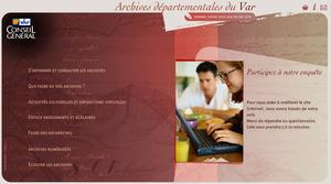 GénéInfos: Archives du Var, le site évolue et complète ses fonds   GenealoNet   Scoop.it