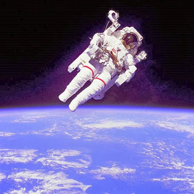 Carl Jung Depth Psychology: Space flights are merely an escape... | Aladin-Fazel | Scoop.it