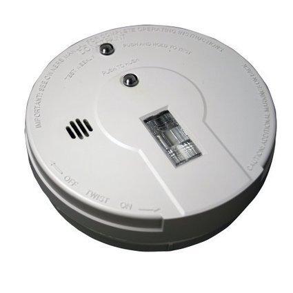 omega exit smoke alarm manual