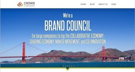 L'économie collaborative : nouvelle opportunité pour les marques ? - HUB Institute | Tipkin | Scoop.it