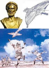 El drone de Archytas de Tarentum fue el primer ...
