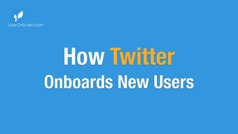 How Twitter Onboards New Users | User Onboarding | Web UX Links | Scoop.it