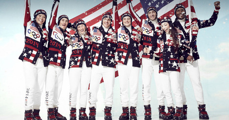 At Least Ralph Lauren's Olympic Sweaters Are Made in America   Daily Crew   Scoop.it