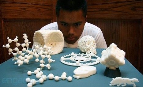 The future of higher education: reshaping universities through 3D printing | Libraries, Learning, and Technology | Scoop.it